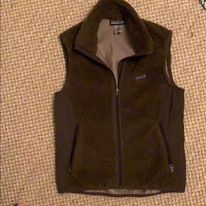 Patagonia M brown vest